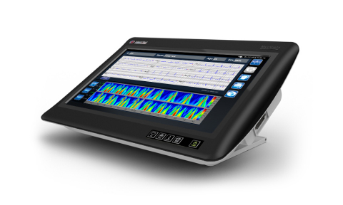 Heart Test Labs' MyoVista Device Screens for Early Detection of Heart Disease. (Photo: Business Wire)