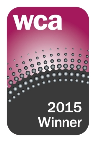 WCA 2015 Winner Logo (Graphic: Business Wire)