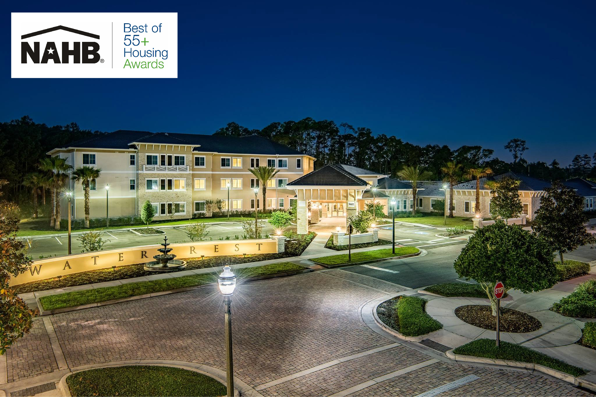National Ociation Of Home Builders Selects Watercrest Lake Nona As A Finalist In The 2016 Nahb Best 55 Housing Awards Compeion Business Wire