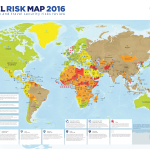 First-of-Its-Kind Travel Risk Map Launched by International SOS and Control Risks (Graphic: Business Wire)