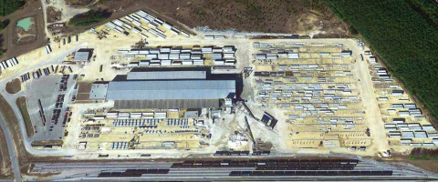 Tindall Corporation's Mississippi Division Facility (Photo: Business Wire)
