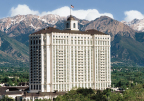 Grand America Hotels and Resorts which include seven properties in Utah, Wyoming and Arizona, are upgrading their wireless infrastructure using Aruba's 802.11ac solution. (Photo: Business Wire)