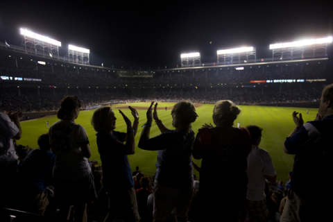 Photo courtesy of MLB