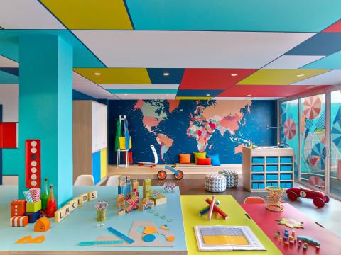 Le Méridien Family Kids Club at Le Méridien Ra Beach Hotel & Spa, Barcelona, Spain (Photo: Business Wire)