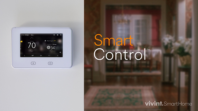 Not every security system has a tarantula. For everyone else, there's Vivint.