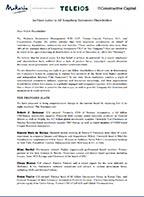 An Open Letter to All Kongsberg Automotive Shareholders