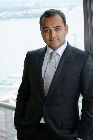 Rayo Withanage - Scepter Group Executive Chairman & CEO (Photo: Business Wire)