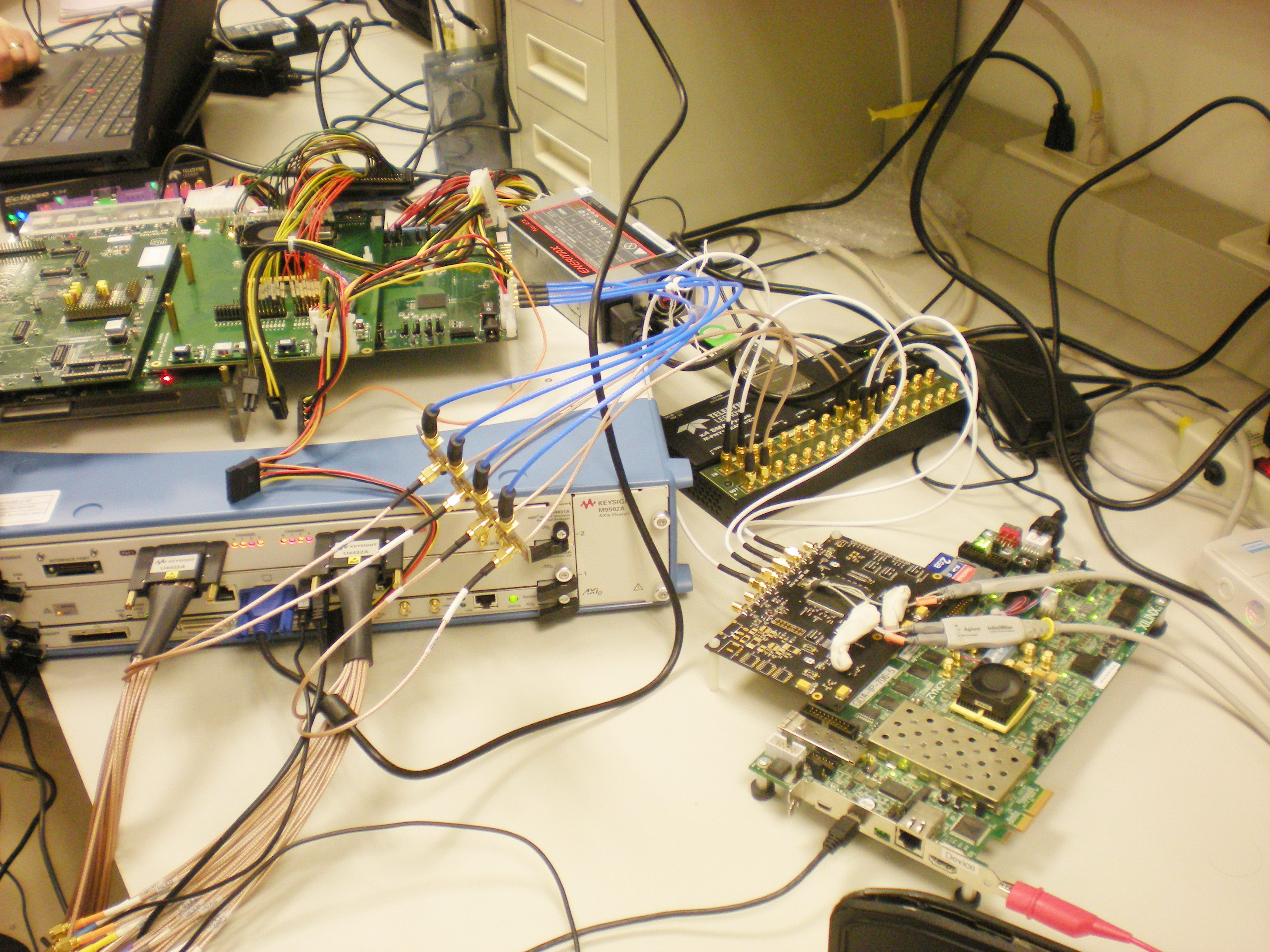 Mipi Uniprosm Interoperability Test Workshops Advance Industry Electrical Wiring Full Size