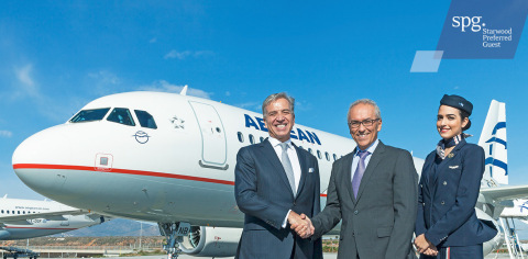 AEGEAN AND STARWOOD HOTELS & RESORTS JOIN FORCES (Photo: Business Wire)