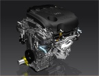 2016 Nissan Maxima's new 3.5-liter VQ-series V6 engine (Photo: Business Wire)