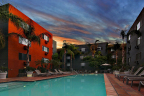 Located near an iconic stretch of Hollywood Boulevard, Vida Hollywood offers a mix of studio, one- and two-bedroom apartments and a full suite of amenities, including a pair of resort-style swimming pools. (Photo: Business Wire)