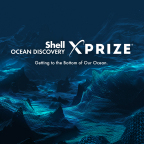 $7 Million Shell Ocean Discovery XPRIZE Seeks to Usher in a New Era of Ocean Exploration (Graphic: Business Wire)