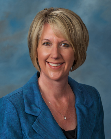 Ms. Debbie McLeod EVP, Director of Retail Strategies & Head of Municipal Banking. (Photo: Business W ...