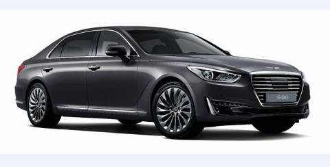 HARMAN Provides Luxury Infotainment and Audio to Hyundai's new Genesis G90 (Photo: Business Wire)
