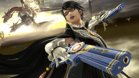 Bayonetta was the overall top pick in the recent Fighter Ballot, which asked fans to nominate characters that they would love to see added to the Super Smash Bros. series. (Photo: Business Wire)