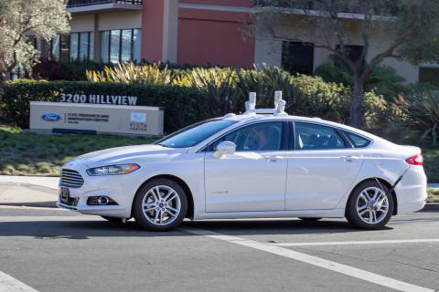Ford's Research and Innovation Center in Palo Alto is expanding autonomous vehicle research, including developing camera-based object recognition using high-performance graphics processing units (GPUs) for real-time image processing. (Photo: Business Wire)