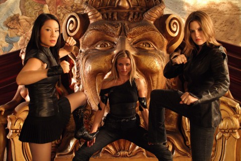 "Popular movies from Cine Sony include ""Charlie's Angels: Full Throttle."" (Photo: Business Wire)"