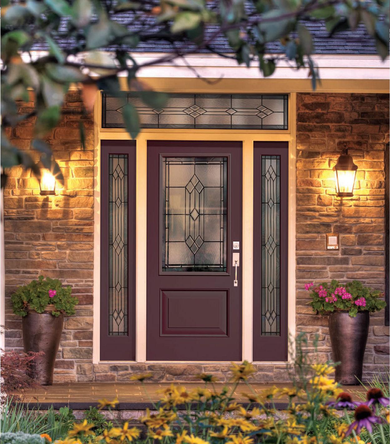 2016 door color trends business wire - Best front door colors ...