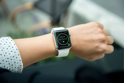 Apple Watch can now show if you're fertile or not (Graphic: Business Wire)