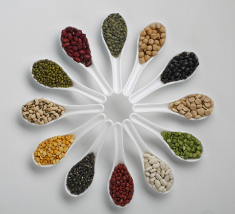 Healthy and sustainable, pulses – the dry, edible seeds of plants in the legume family including dry peas, beans, lentils and chickpeas – are poised for the spotlight in 2016, which was named the International Year of Pulses by the United Nations. (Photo: Business Wire)