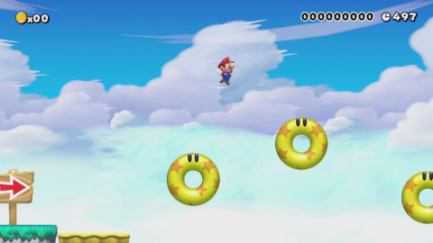 The courses in Super Mario Maker are about to get even more interesting – and a lot easier to find. (Photo: Business Wire)