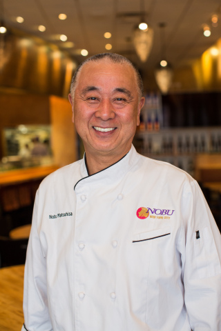 Chef Nobu Matsuhisa (Photo: Business Wire)