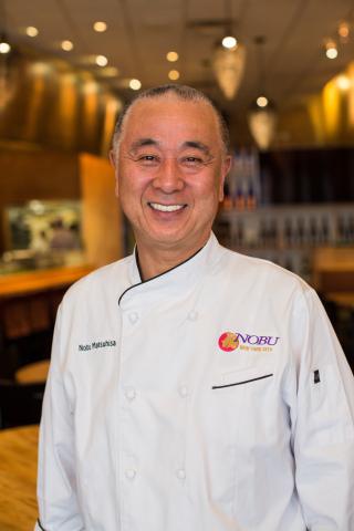 Chef Nobu Matsuhisa (Photo: Business Wire)