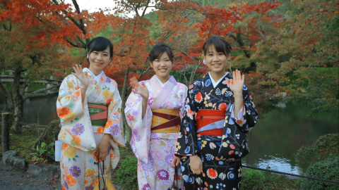 ADK's video demonstrates how Kyoto endeavors to protect its long lasting and beautiful traditions, while at the same time promoting innovation to adapt these traditions to match the needs of modern lifestyles (Photo: Business Wire)