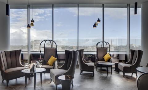 Hilton Hotels & Resorts enrichit son portefeuille avec l'ouverture du Hilton Bournemouth, un hôtel au design classique proposant une vue panoramique de la côte sud du Royaume-Uni (photo : Business Wire)