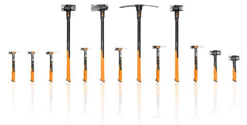 Fiskars IsoCore Striking Tools (Photo: Business Wire)