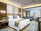 St. Regis Macao, Cotai Central - Deluxe King Guest Room (Photo: Business Wire)