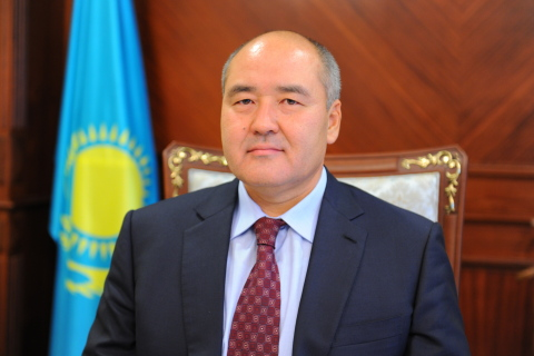 "Mr. Umirzak Shukeyev, CEO of "" Samruk-Kazyna"", Kazakhstan's Sovereign Wealth Fund (Photo: Business Wire)"