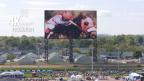 Soluzioni a grande schermo di Panasonic: migliorare l'esperienza di tifosi