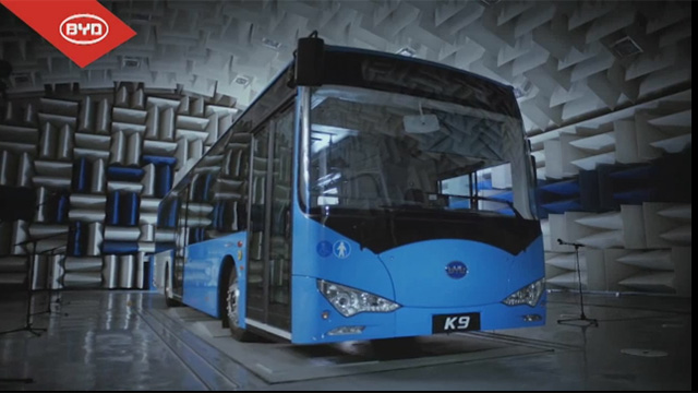 BYD becomes the largest producer of EVs in the world.
