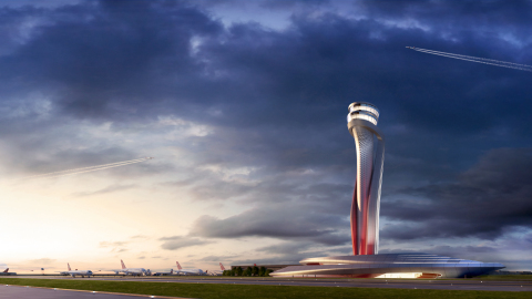 AECOM and Pininfarina Win Istanbul New Airport Design Competition (Photo: Business Wire)