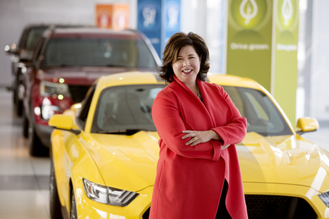 Sheryl Connelly, Ford's Global Trends and Futuring Manager (Photo: Business Wire)