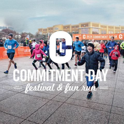 2016 Commitment Day Festival and Fun Run (Graphic: Business Wire)