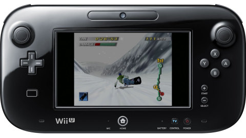 Get ready to experience one of the first realistic snowboarding games ever created! (Photo: Business ...
