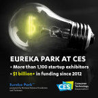 Eureka Park at CES (Graphic: Business Wire)