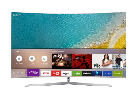Samsung Electronics introduced its new Smart TV user experience for 2016. The new Smart Hub interface streamlines the user experience, making it faster and easier for consumers to access desired content and entertainment. (Photo: Business Wire)