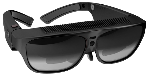 Osterhout Design Group (ODG) today announced that it's R-7 - the world's most advanced Augmented Reality (AR) Smartglasses, featuring stunning ultra-transparent 3D stereoscopic displays and packed with innovative technologies, is seeing major traction across key markets including healthcare, energy, transportation, warehouse & logistics and government. Winner of the CES 2016 Best of Innovation Award for the Tablet and Mobile computing category, the company will have displays at CES Booth 26424, LVCC, South Hall 2. (Photo: Business Wire)
