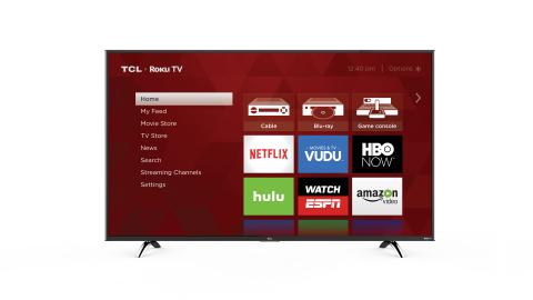 4K UHD TCL Roku TV (Photo: Business Wire)