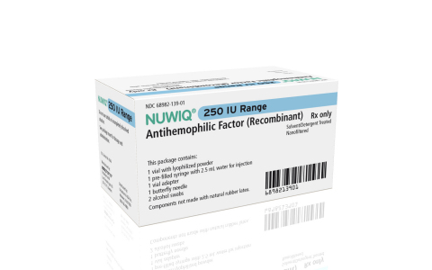 Octapharma USA today announced NUWIQ®, Antihemophilic Factor (Recombinant), is now commercially available. NUWIQ® is indicated for the treatment and control of bleeding, perioperative (surgical) management, and routine prophylaxis to reduce the frequency of bleeding episodes, in adults and children with Hemophilia A. (Photo: Business Wire)