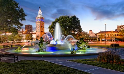 Country Club Plaza, Kansas City, Mo. (Photo: Business Wire)