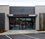 The Nautilus Shop is a 3,000 square-foot premier retail space that will feature Nautilus, Inc.'s family of fitness brands, including Bowflex®, Nautilus®, Schwinn® and Universal®, at the company's headquarters in Vancouver, Wash. (Photo: Business Wire)