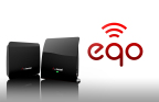 The new eqo cell phone signal booster from weBoost (Graphic: Business Wire)