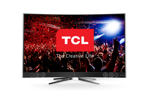 TCL®, one of the world's largest brands and the fastest growing TV brand in the U.S., today announced the introduction of a new series of QUHD products—the TCL X1—at the company's Press Day Event at the 2016 International Consumer Electronics Show (CES). (Photo: Business Wire)