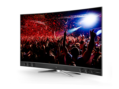 TCL's new XI Series features Dolby Vision, the leading high-dynamic range (HDR) technology from Dolby Laboratories, Inc. for bright, vivid colors and contrast, as well as Quantum Dot technology for exceptional color resolution and clarity, and advanced Ultra HD 4K technology with a wider variety of content options. (Photo: Business Wire)