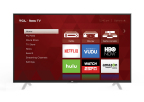 TCL announced at CES its first 4K TCL Roku TV models in the U.S., bringing its award-winning smart TVs to the 4K consumer. The new 4K TCL Roku TV models combine the latest in TV design with the Roku® OS to offer an exceptional 4K smart TV experience. (Photo: Business Wire)