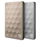 Backup Plus Ultra Slim Mobile Hard Drive Family (Photo: Business Wire)